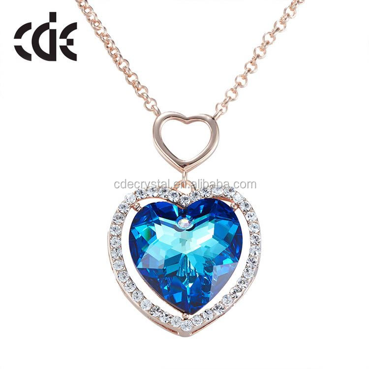 China Jewelry Wholesale Pendant Heart Necklace