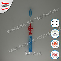 dog toothbrush disposable tooth brush for hotel