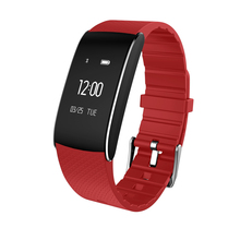 A86 smart bracelet,smart watch with 64k/Fatigue tracker watch for iPhone Android Mobile