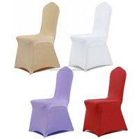 banquet hall spandex chair cover