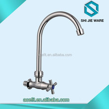 Manufacturer New Design Sink Basin Cold Hot Water Mixer Tap Durable DF8202 Kitchen Bathroom Faucet