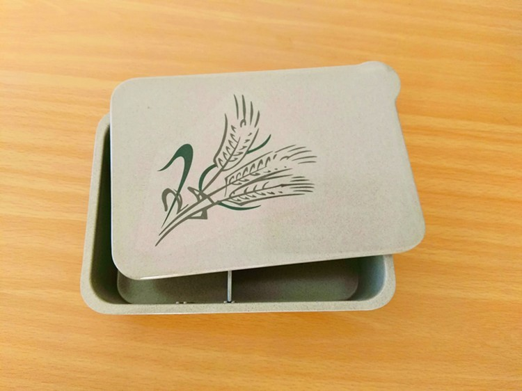 eco-friendly fruit packaging packing box food delivery containers