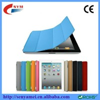 Free DHL Shipping Wholesale Luxury Leather Case For iPad Air Smart Cover Ultra Thin