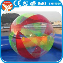 High Quality Colorful PVC/TPU Inflatable Customized Beach Ball