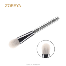 2017 Great Design Hiqh Quality Rose Gold Diamond Handle grey Synthetic Makeup Brushes