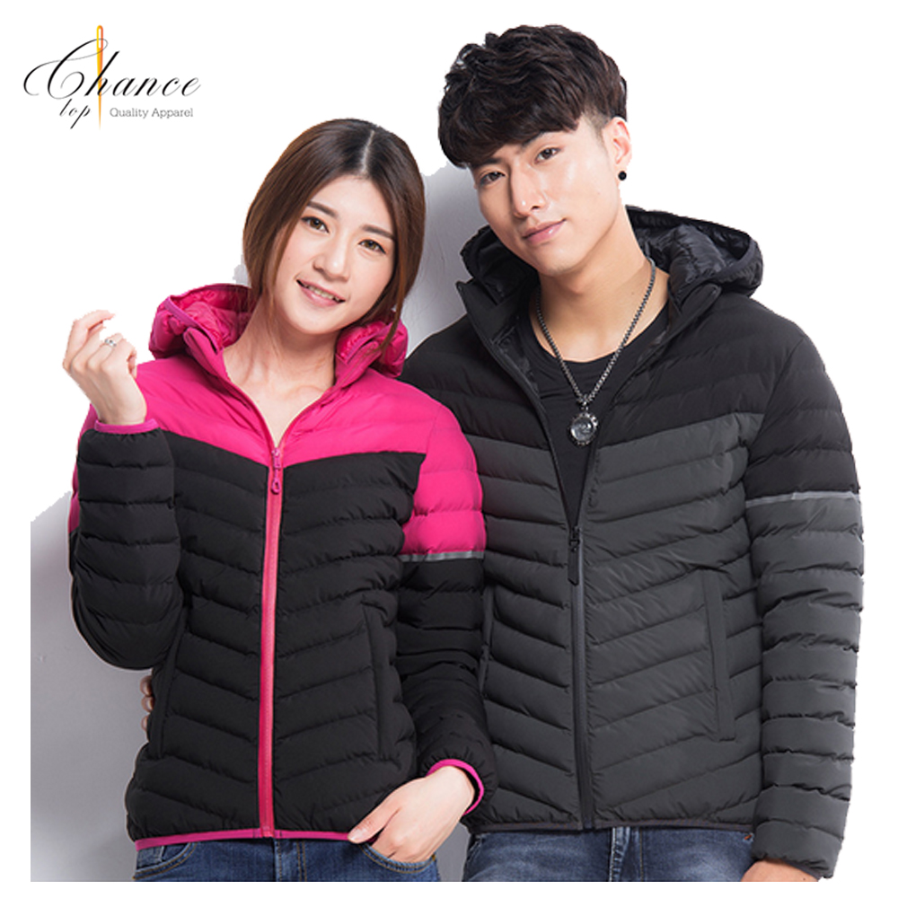 J-1708K15 2017 <strong>new</strong> <strong>style</strong> LOGO custom matching jacket couple winter jacket