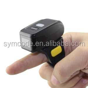 Bluetooth Ring Type MJ-5209A Barcode Scanner