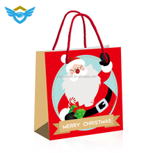 high quality custom retail bags for christmas gifts and decorations