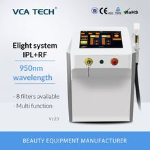 HIgh quality VL OPT ipl elight laser hair removal photo epilation machine
