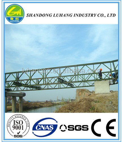 200# used bailey bridges wide span with low cost for sale