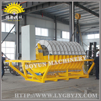 Gold Concentrates Gold Tailings Dewatering Ceramic filter Rotary Type on hot selling