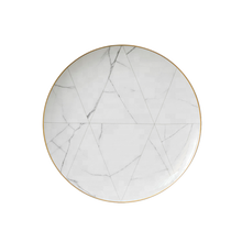 12 inch marble design wedding bone china charger <strong>plates</strong> for party