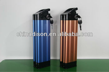 48V10AH Li(NiCoMn) Li-ion Battery Pack for E-Bike