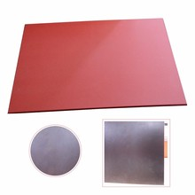 High Quality 3mm Steel Sheet FPC Making Design Thermal Conductive Silicone Pad Coated Iron