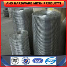 Anhesheng 3/8 inch galvanized welded wire mesh
