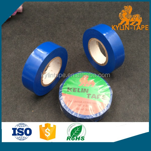 water-proof fire-proof colorful pvc adhesive tape