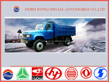 China brand new Lifan 6 wheel 1ton mini dump trucks for sale holland