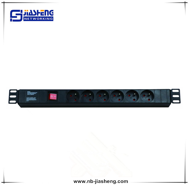 French type Power Strip PDU For Cabinet