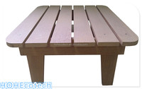 WPC Leisure products/wood plastic composite stool
