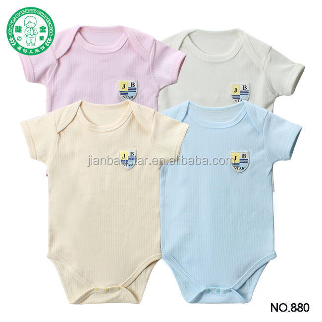Custom Baby Wear With Baby Romper