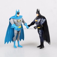 custom make 7 inch plastic action figures,custom articulated plastic action figures with own designs