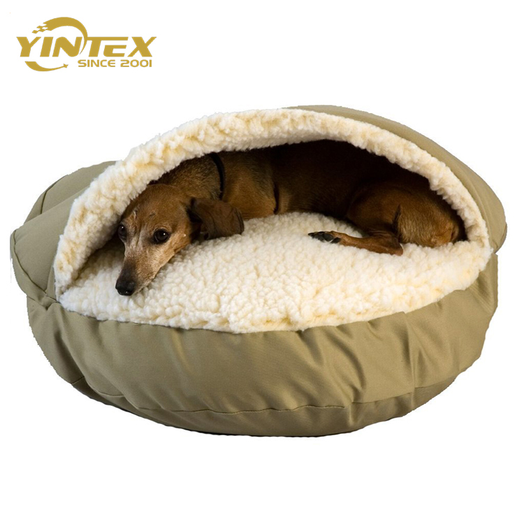 High quality Comfortable pet cushion / luxury dog bed / durable canvas cooling pet mat