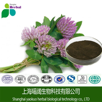 100% Natural Red Clover Extract the best matrial,.5%--8% Isoflavones by HPLC