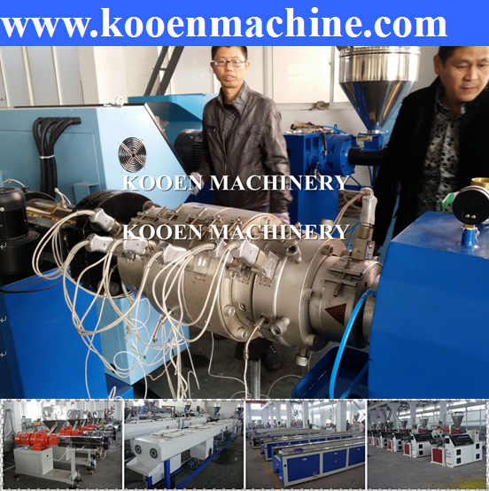 hot selling hdpe pe plastic pipe extrusion machine production line plant equipment