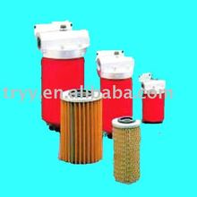 stainless steel wire oil strainer filter unit