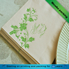 100% virgin wood pulp paper / dinner napkin/ facial tissue paper napkin