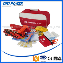 OP manufacture FDA CE ISO approved customized available vehicle car roadside emergency kit