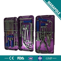 surgery instruments spinal implant Spine instruments set