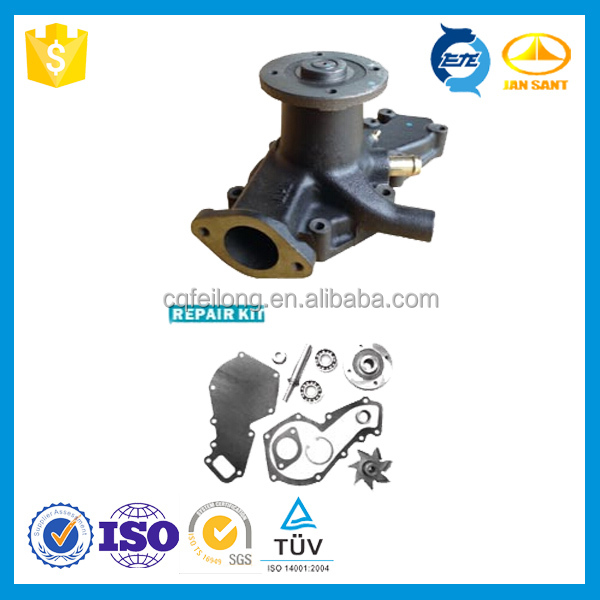 Engine Parts FE6T Water Pump for Nissan