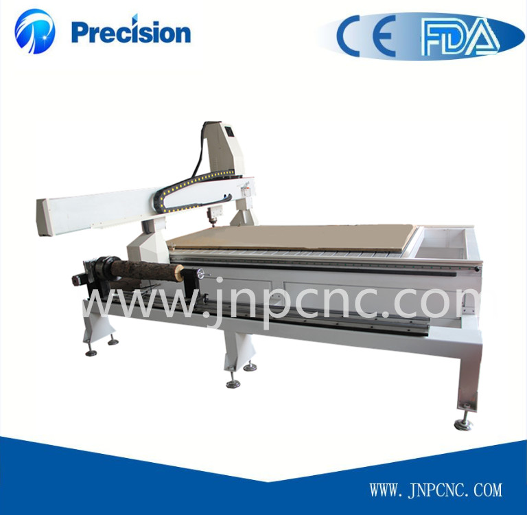 wood working machine cnc router from Jinan on sale cnc machine for alloy wheels