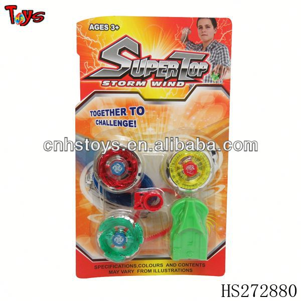 Professional beyblade spin top toy