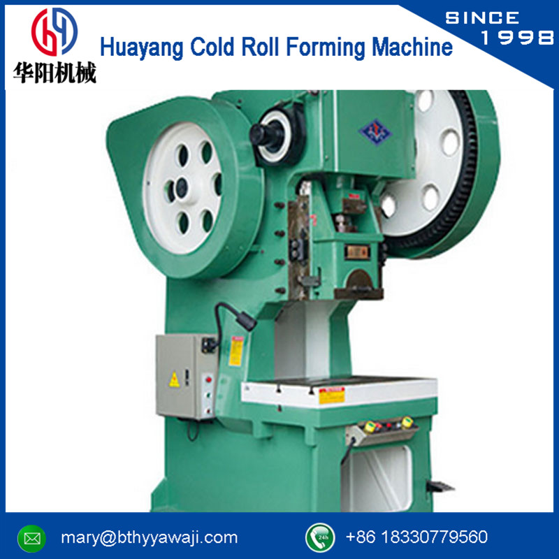 hole punch machine continuous casting machine