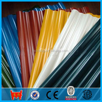 Color Corrugated Steel Sheet for Roofing sheet