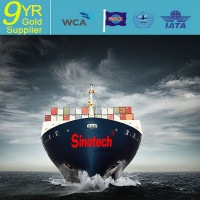 sea freight forwarder shipping ocean from china to BRISTOL