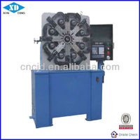 High Precision Automatic CNC Wire and Strip forming machines