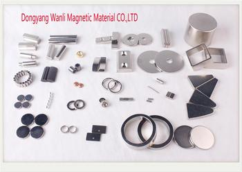 Plastic dome magnet permanent magnet ac generator permanent magnet made in China