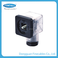 Hot Sale Electrical Plug 2 PIN LED Light Waterproof Connector And Terminal