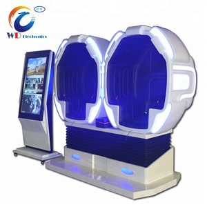 New Technology Virtual Reality 9D Vr Cinema With Vr 9D Cinema Simulator 9D Virtual Reality For Sales