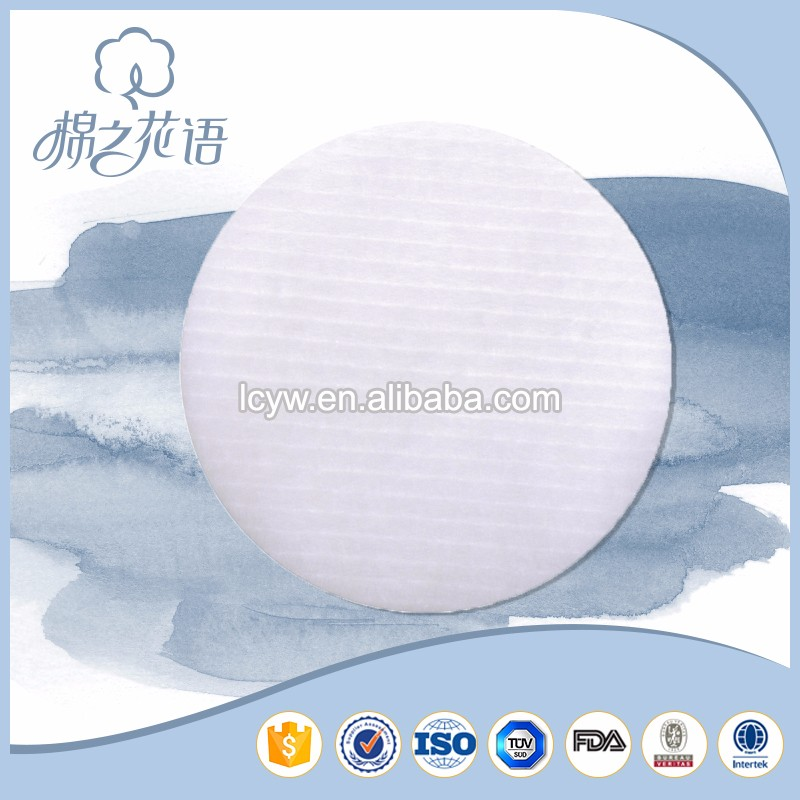 Disposable High Quality Cosmetic Cotton Pads