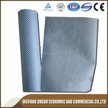 2015 High quality of Thermal bonded polyester wadding (NONWOVEN FABRIC)