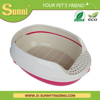 Sunny pet product toilet for dog with different colors