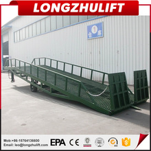 Manufacturer Supplier movable dock leveler/mobile yard ramps