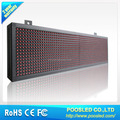 p10 tri color led animated module panel