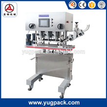 CE Certified olive oil filling and capping machine