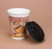 1000cc microwave soup container paper cup with paper lid