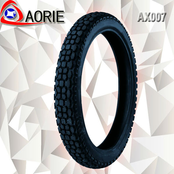 Motorcycle tyre Off Road tyre AX007 Size 2.50-17,2.75-17,3.00-17,3.00-18 Motorcycle tire